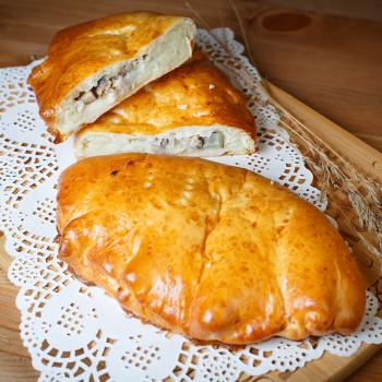 Пирожок сельдь/картофель/сол.огурец