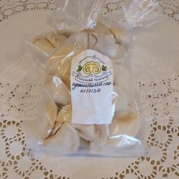 Вареники адыгейский сыр с кинзой (есть выбор веса)